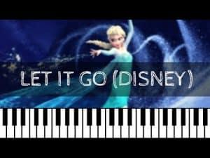 Frozen op je piano leren spelen (Disney)